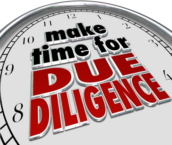 Mergers Due Diligence Items Nonprofit Law Blog