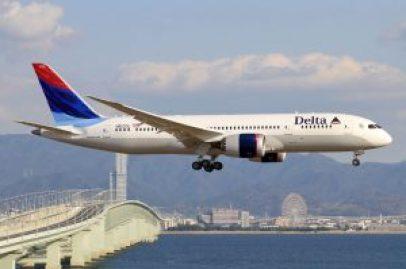 Delta Air Lines 787