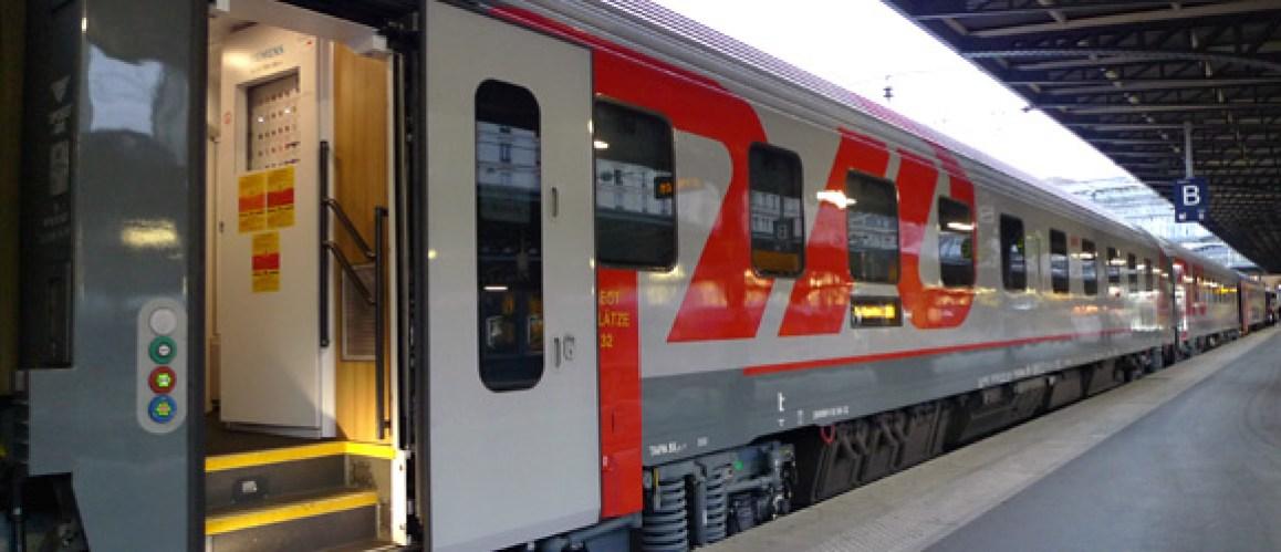 Train Sleeper Cars