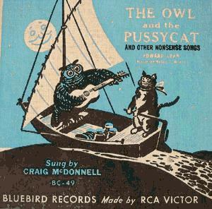 The Owl and the Pussycat and Other Nonsense Songs