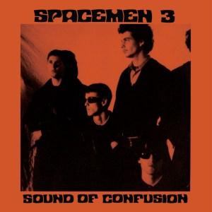 FIRELP015 Spacemen 3 - Sound OF Confusion LP SLEEVE