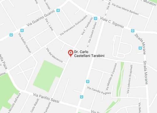angiologo a modena - carlo castellani tarabini