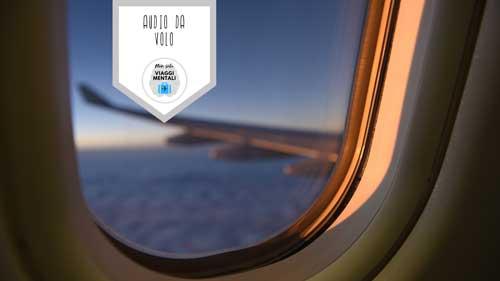 Audio da volo