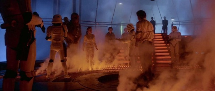 L'intuizione di Harrison Ford nell'Impero colpisce ancora, Star Wars, ti amo, lo so