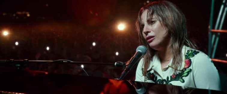 A Star Is Born frasi e citazioni tratte dal film di Bradley Cooper con Lady Gaga, pianoforte, concerto