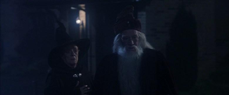 Harry Potter e la pietra filosofale citazioni e dialoghi di Chris Columbus con Daniel Radcliffe, Rupert Grint, Emma Watson, Richard Harris, Maggie Smith, silente