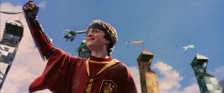 Harry Potter e la pietra filosofale citazioni e dialoghi di Chris Columbus con Daniel Radcliffe, Rupert Grint, Emma Watson, maghetto
