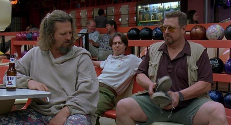 Il grande Lebowski Frasi, citazioni e dialoghi della pellicola di Joel Coen, Walter al bowling
