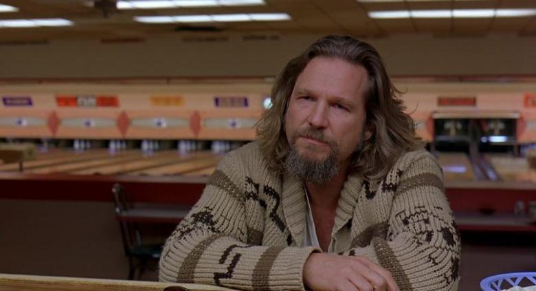 Il grande Lebowski Frasi, citazioni e dialoghi della pellicola di Joel Coen, Drugo al bancone