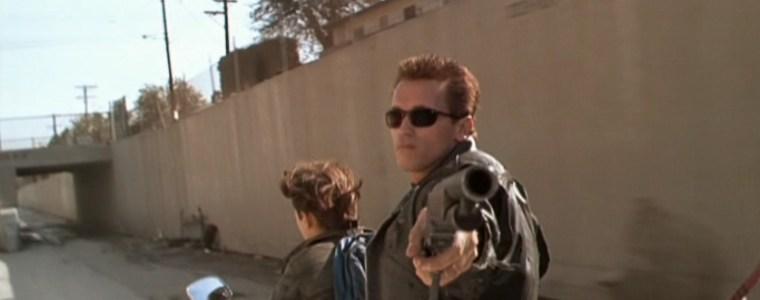 Los Angeles River (LA River) al cinema, Terminator 2