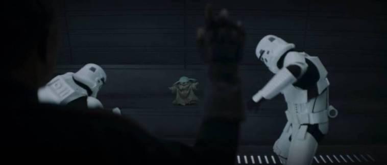 The Mandalorian frasi e citazioni, Pedro Pascal, Carl Weathers, Gina Carano e Giancarlo Esposito, Baby Yoda, Grogu, forza, poteri, Stormtrooper