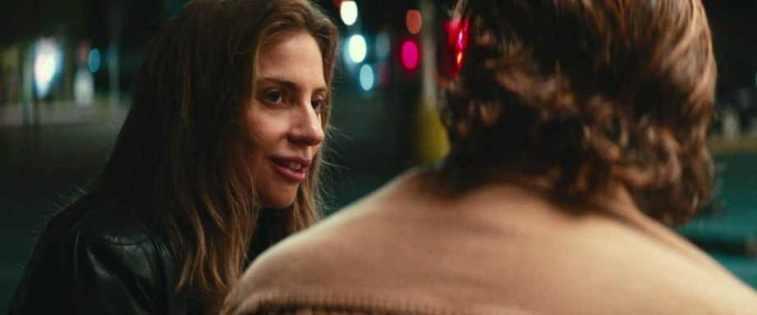A Star Is Born frasi e citazioni tratte dal film di Bradley Cooper con Lady Gaga, dialogo