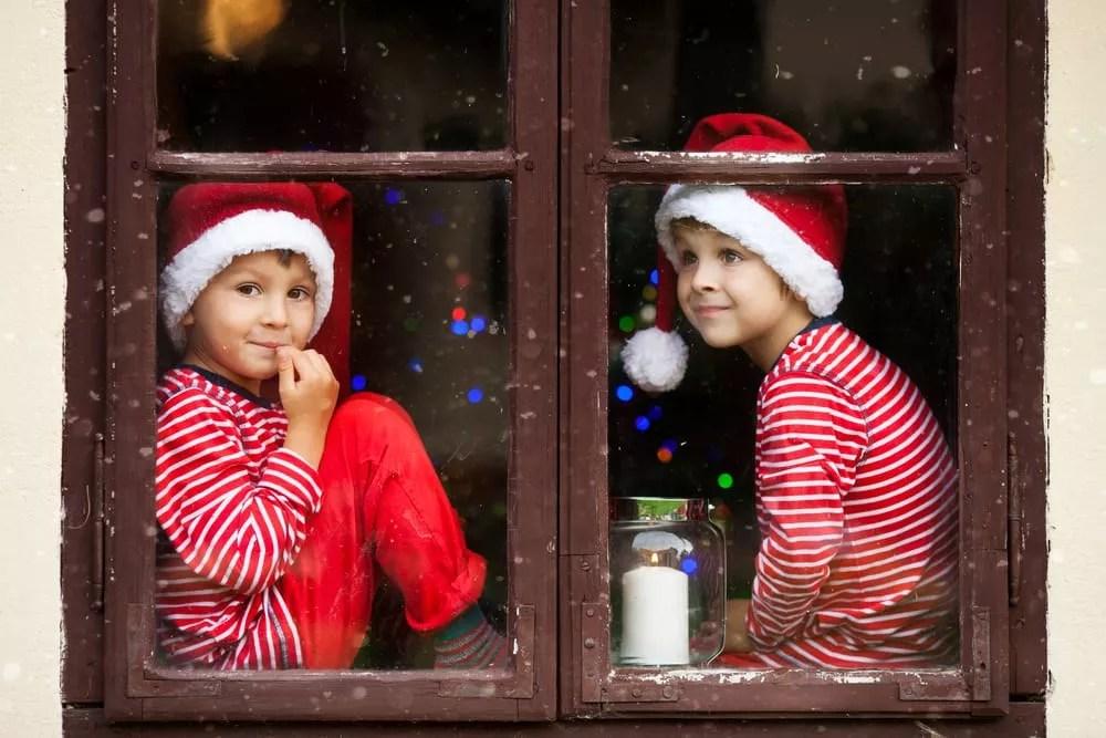 Viaggi di natale e capodanno con i bambini: Importanza Babbo Natale Per I Bambini Non Sprecare