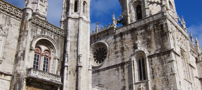 Lisbon – Day 2: Jeronimos Monastery and Tower of Belem