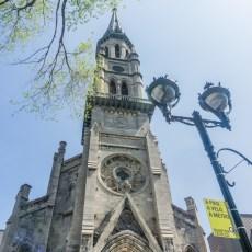 A Walk Around Montreal