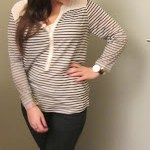 OOTD: Striped