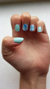 6 ways to pimp your nails in less than 10 minutes with wiped off streaks