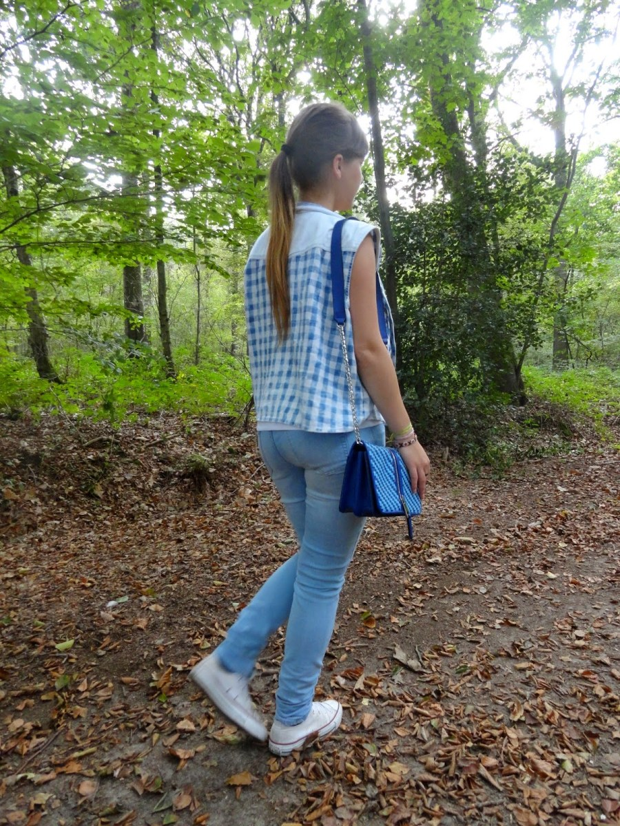 OOTD: A Walk in the Woods