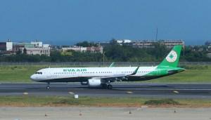 EVA Airways เปิดเส้นทางบินใหม่ บินตรงเชียงใหม่ - ไทเป 1 กรกฎาคม