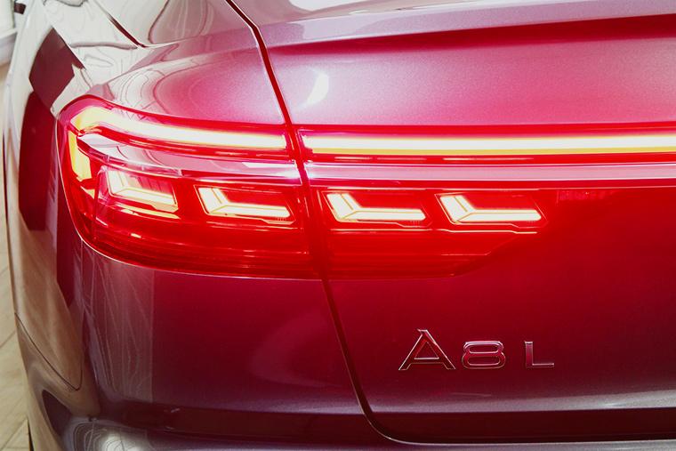 The new Audi A8 L ขีดสุดของรถ Premium Luxury สู่ศักราชใหม่ของเทคโนโลยีที่สมบูรณ์แบบ