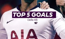 Top 5 Goals Dele Alli Di Premier League