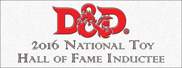 D&D Toy Hall of Fame