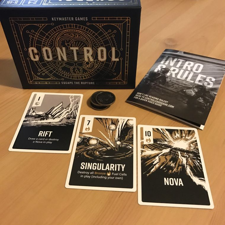 Control by Keymaster Games