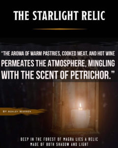 The Starlight Relic by Ashley Warren