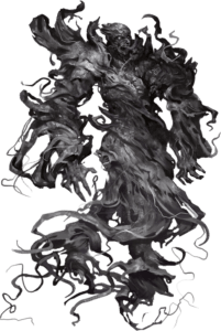 Allip [image is © of Wizards of the Coast]