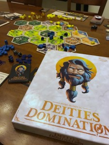 Deities: Domination