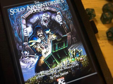 Solo Adventurer's Toolbox