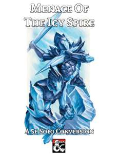 Menace of the Icy Spire