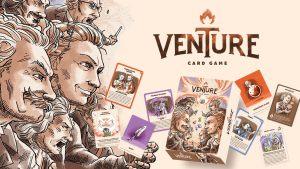 Venture Card Game
