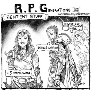 RPGenerations: Tabletop Knights