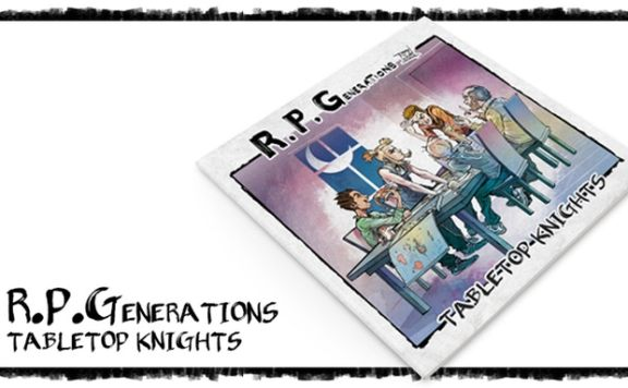 RPGenerations Tabletop Knights