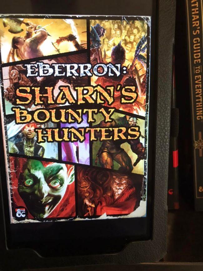 Sharn's Bounty Hunters