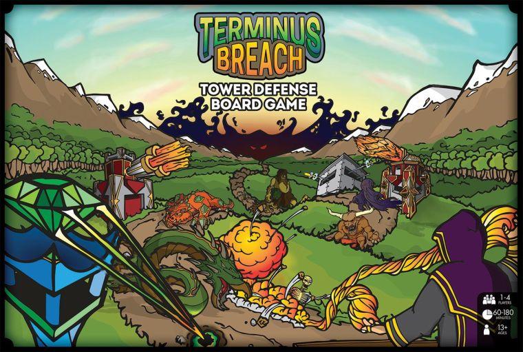 Terminus Breach Cover