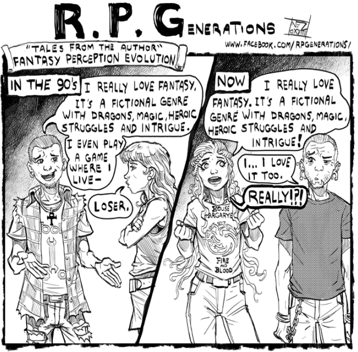 RPGenerations Sober Thoughts