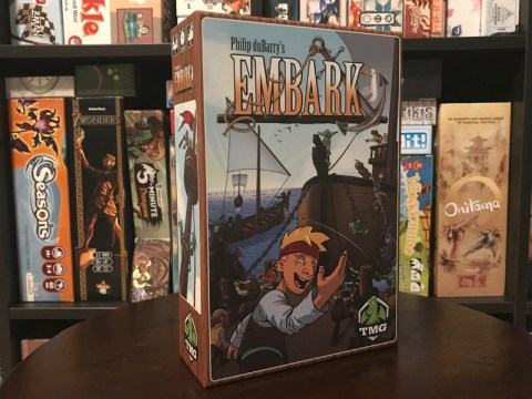 Embark by Tasty Minstrel Games