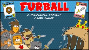 Furball—A Medievil Family Card Game