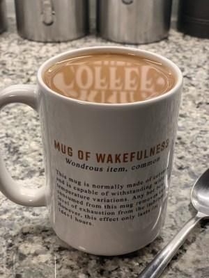Mug of Wakefulness