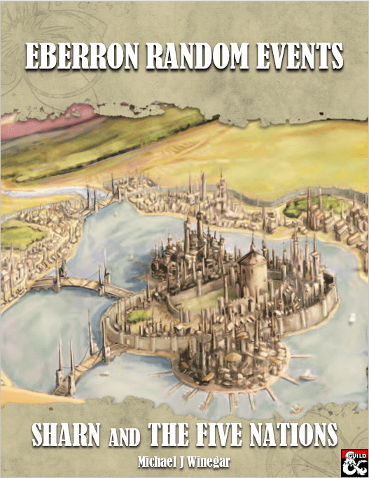 Eberron Random Events