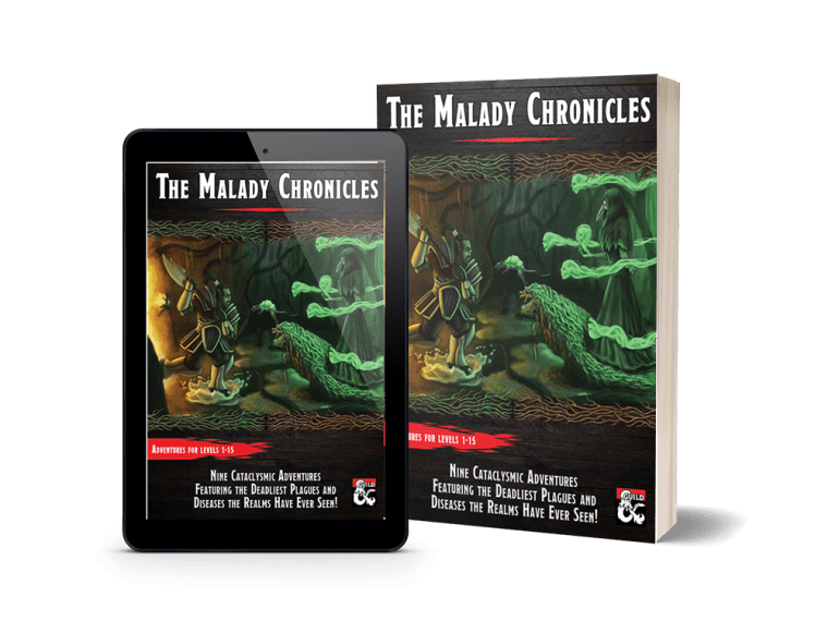 The Malady Chronicles