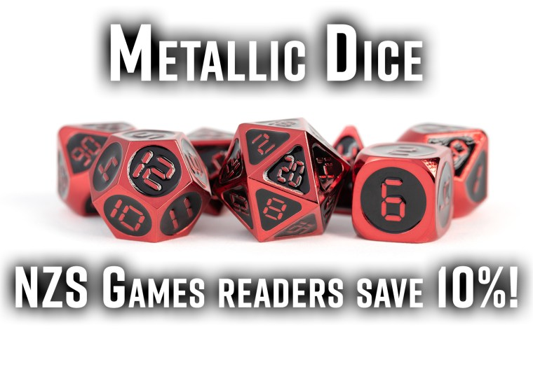 Metallic Dice