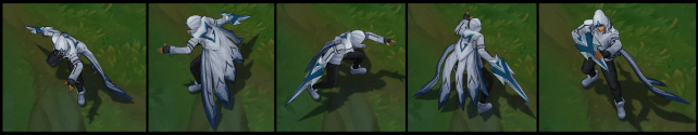SSW Talon Poses