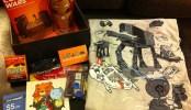 December 2013 Loot Crate