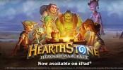 Hearthstone Released On The iPad