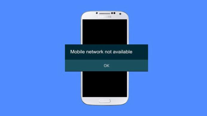 cara mengatasi jaringan seluler tidak tersedia