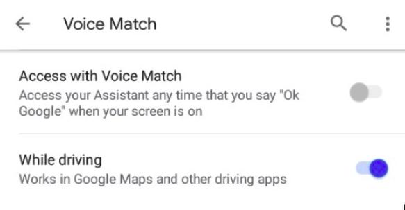 cara menonaktifkan voice command