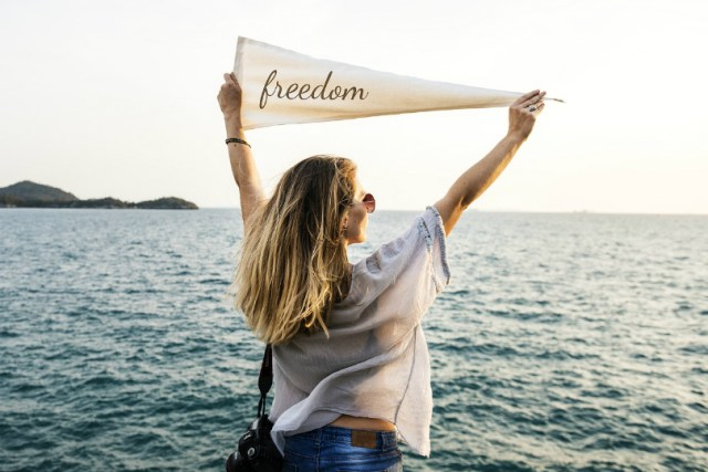 freedom increases productivity